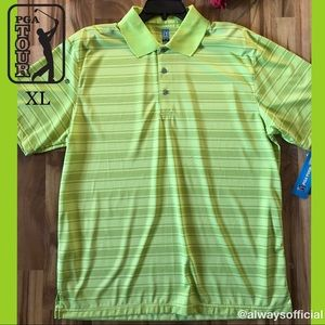 (NWT) MENS COMFORTABLE XL POLO